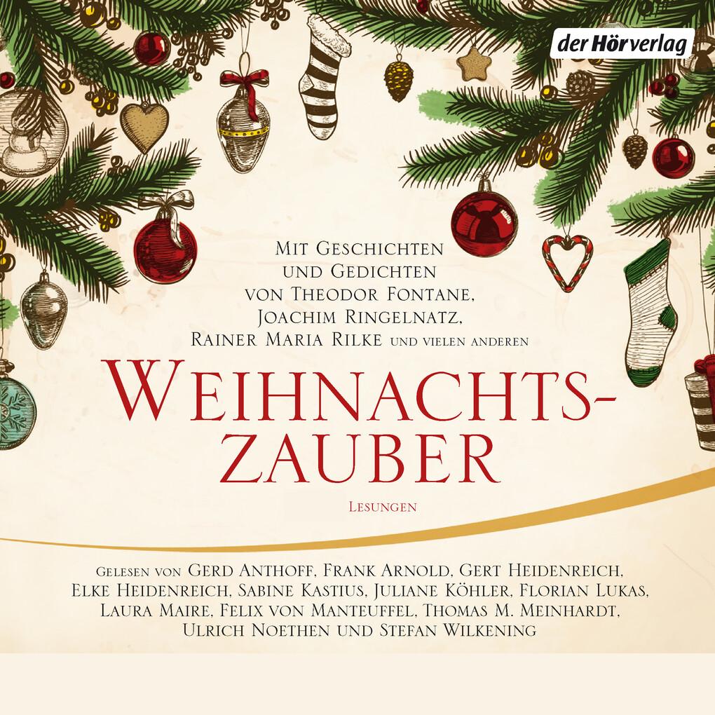Weihnachtszauber Hörbuch Download Joachim Ringelnatz