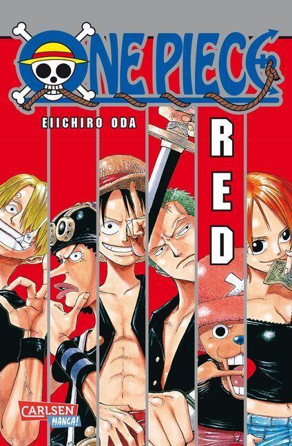 One Piece: Red als Buch