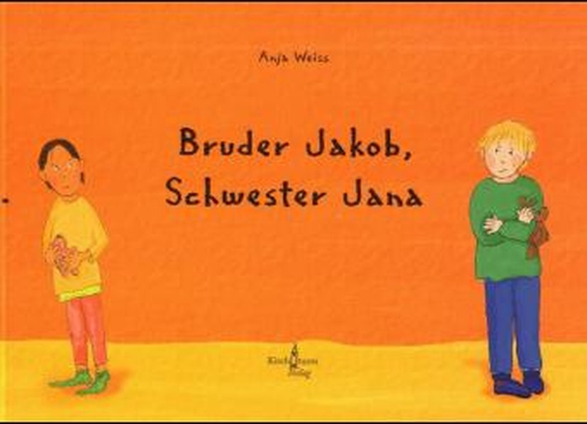 Bruder Jakob, Schwester Jana als Buch
