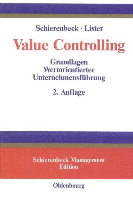 Value Controlling als eBook