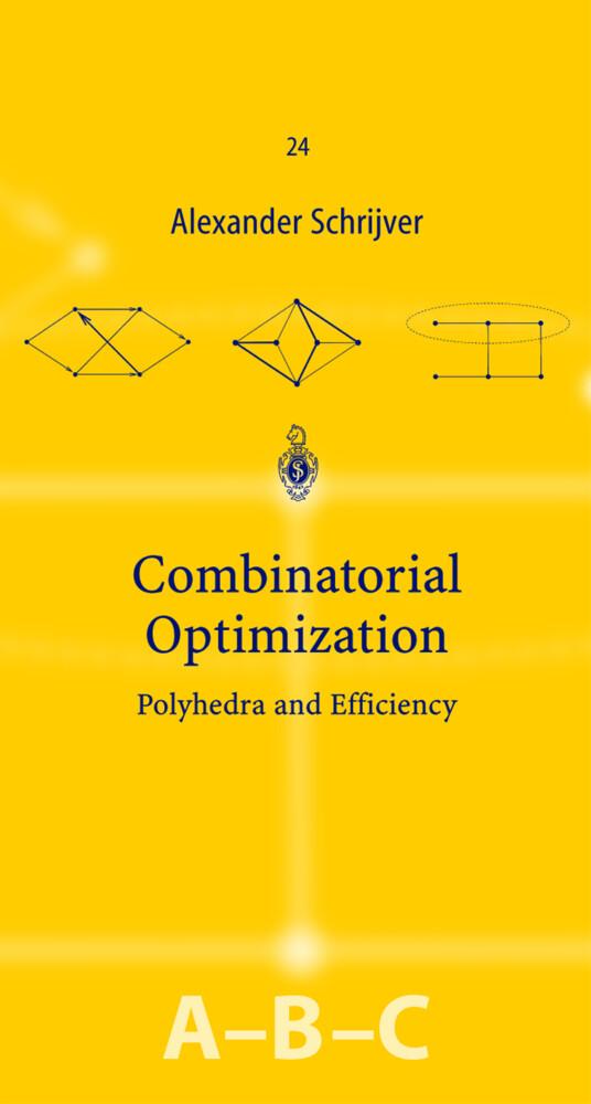 Combinatorial Optimization als Buch