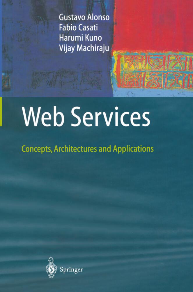 Web Services als Buch