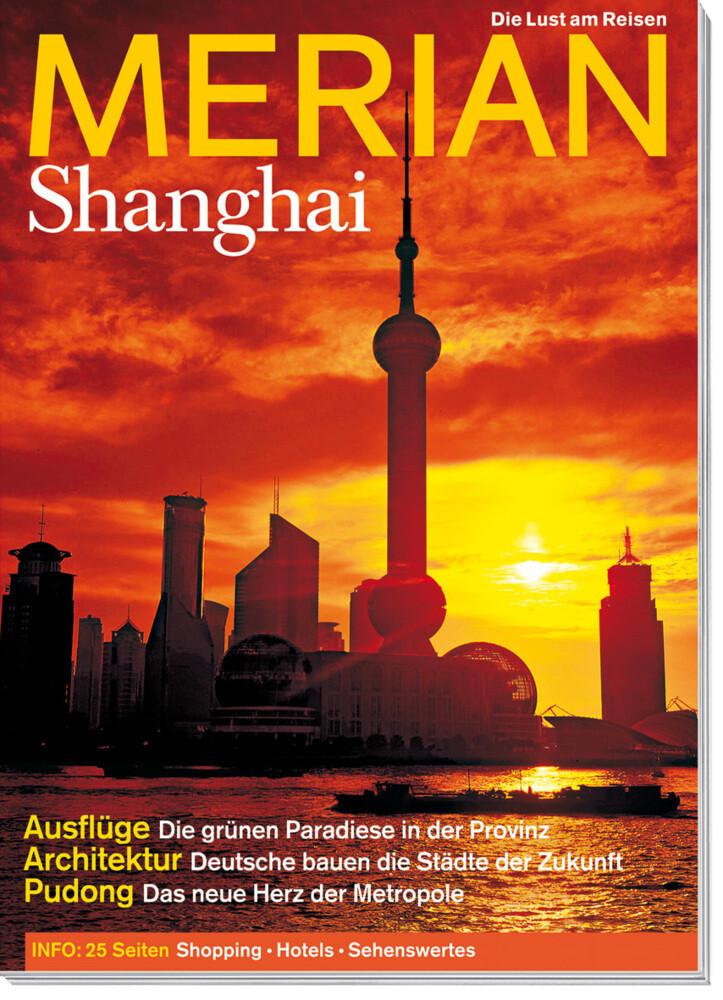 MERIAN Shanghai als Buch