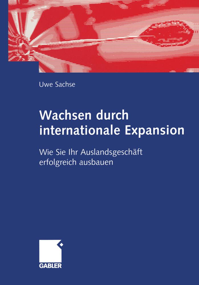 Wachsen durch internationale Expansion als Buch