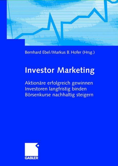 Investor Marketing als Buch