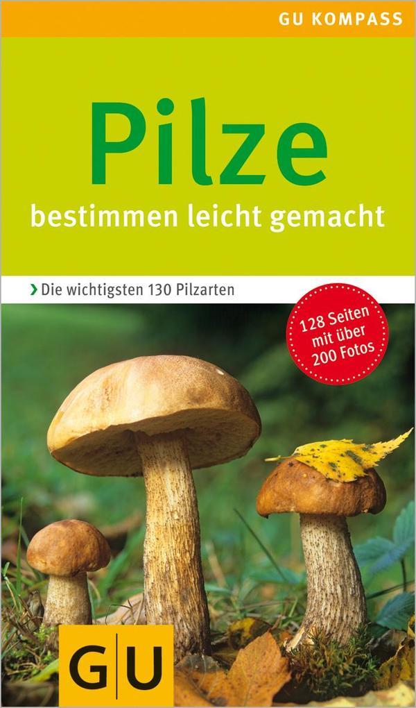 Pilze Kompass als Buch