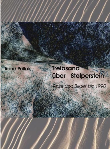 Treibsand über Stolperstein als Buch