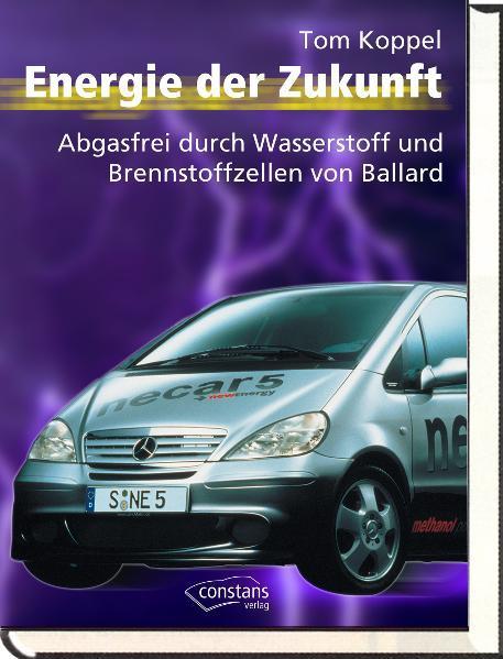 Energie der Zukunft als Buch