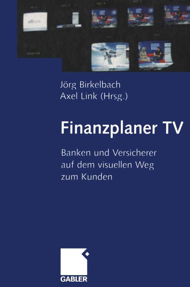 Finanzplaner TV als Buch