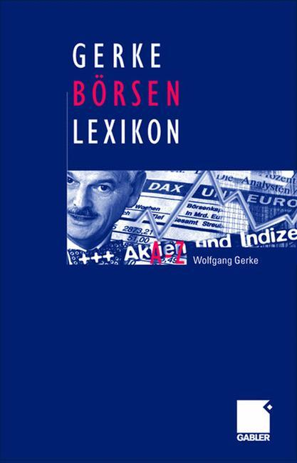 Gerke Börsen Lexikon als Buch