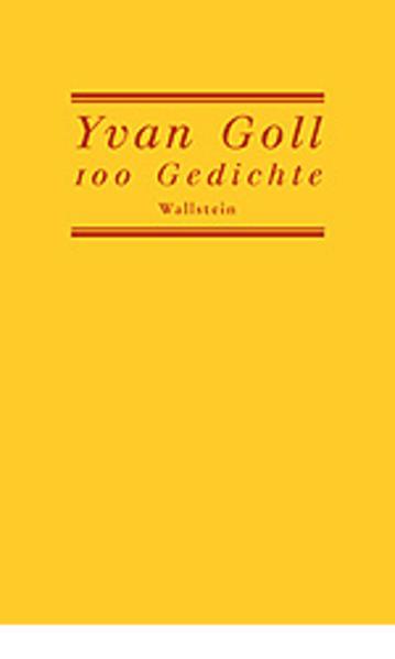 100 Gedichte als Buch