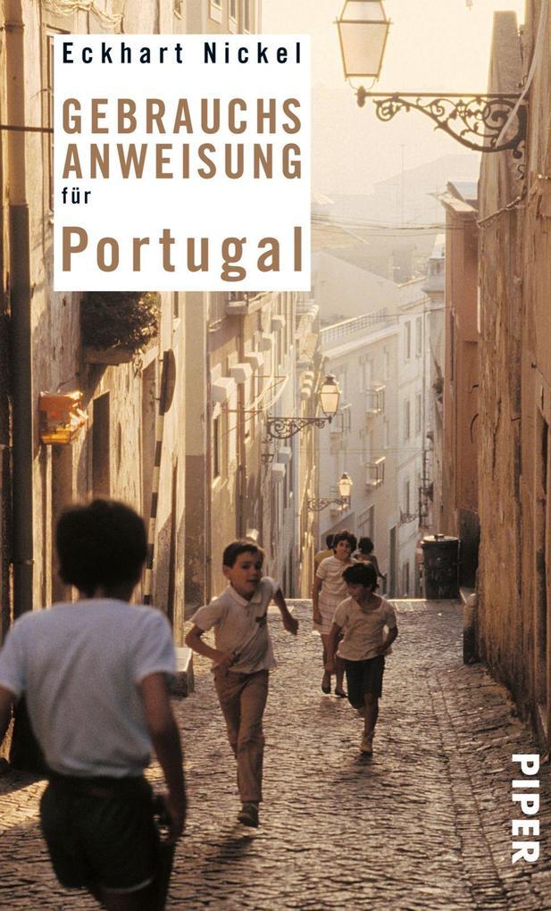 Gebrauchsanweisung für Portugal als Taschenbuch