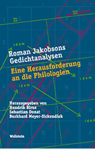 Roman Jakobsons Gedichtanalysen als Buch