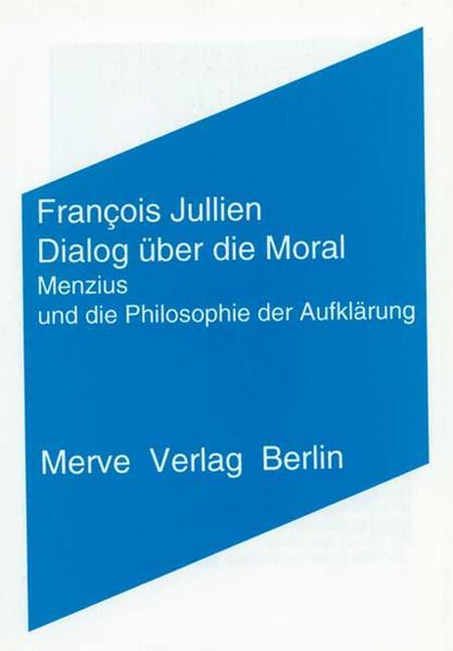 Dialog über die Moral als Buch