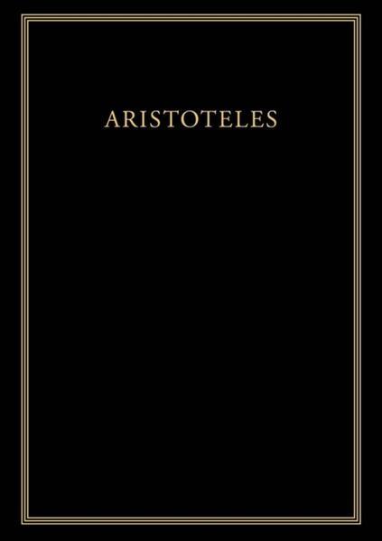 Werke in deutscher Übersetzung 4. Rhetorik als Buch