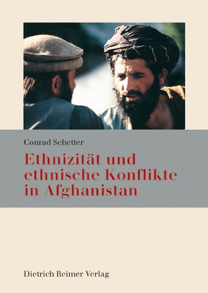 Ethnizität und ethnische Konflikte in Afghanistan als Buch