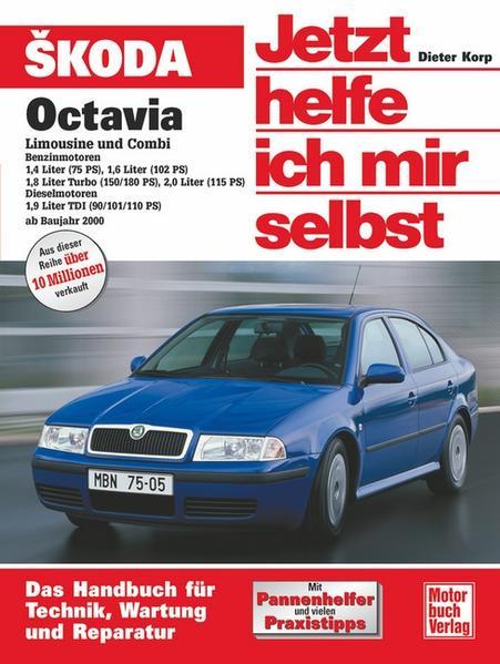 Skoda Octavia Limousine und Combi als Buch