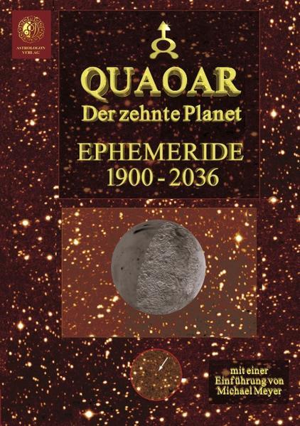 Quaoar - Der zehnte Planet als Buch