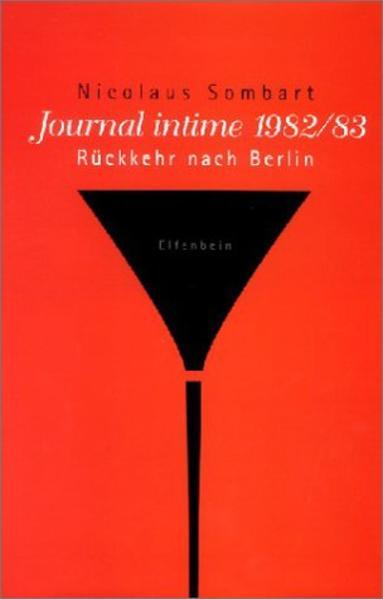 Journal Intime 1982/83 als Buch
