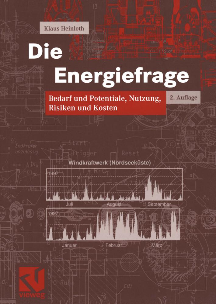 Die Energiefrage als Buch