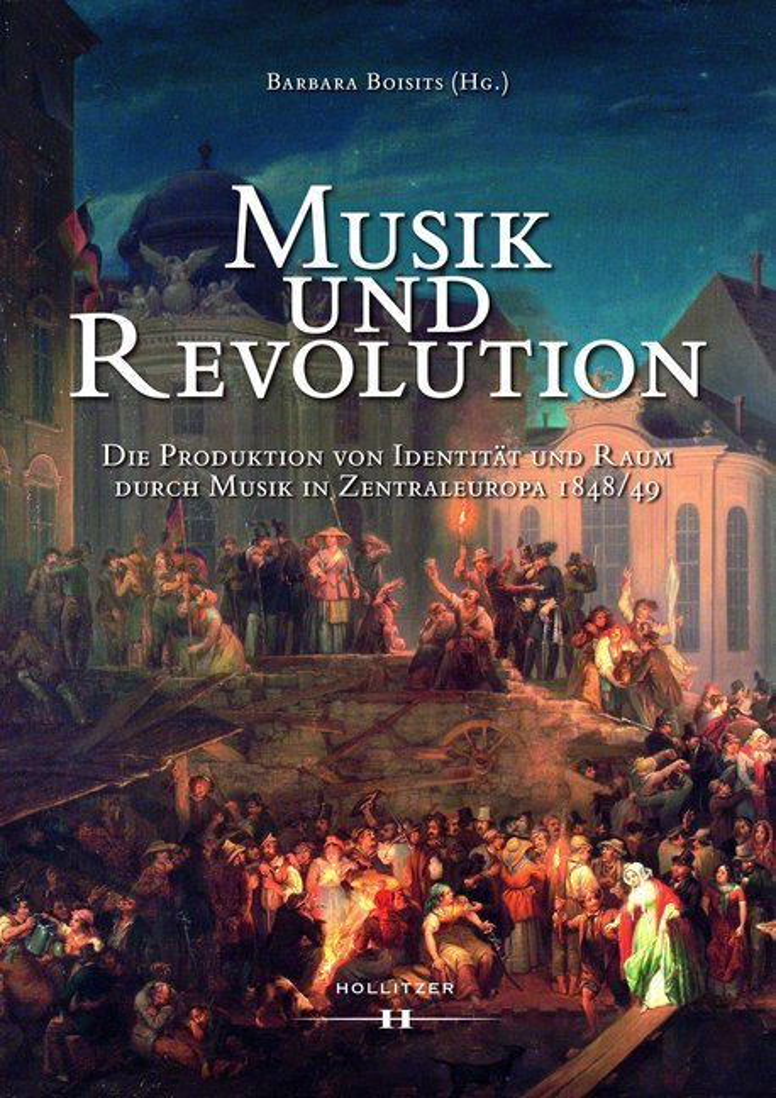 Musik und Revolution als Buch von