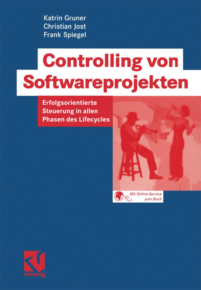 Controlling von Softwareprojekten als Buch
