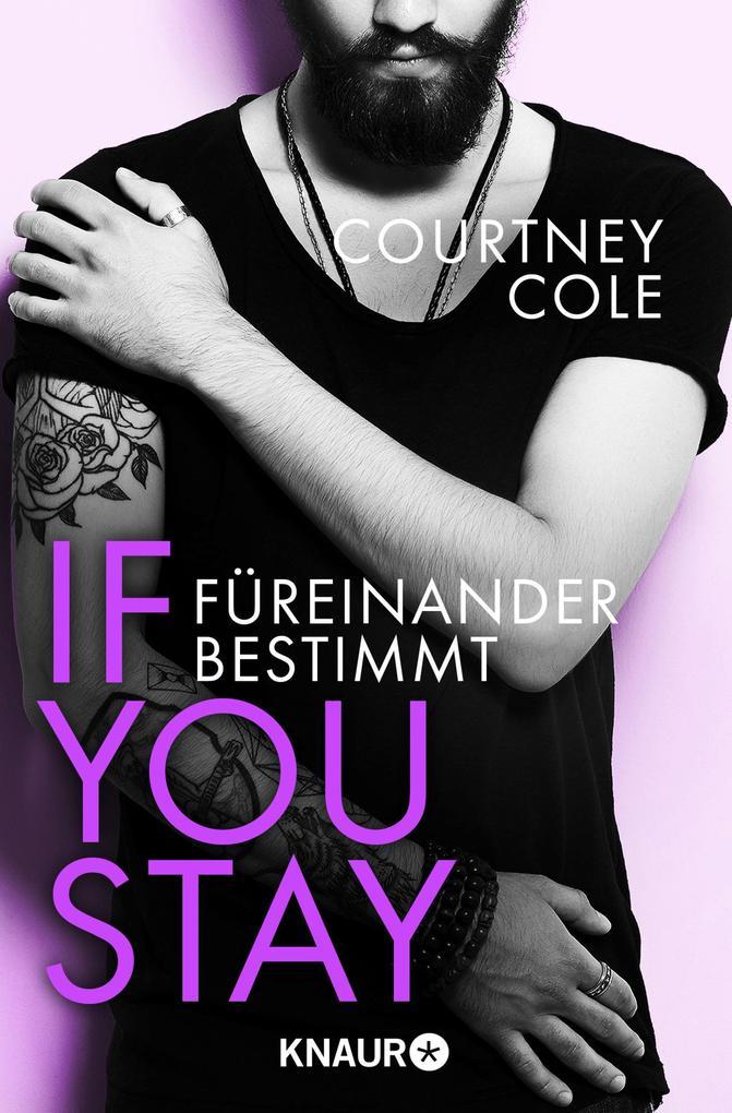 If you stay - Füreinander bestimmt als eBook
