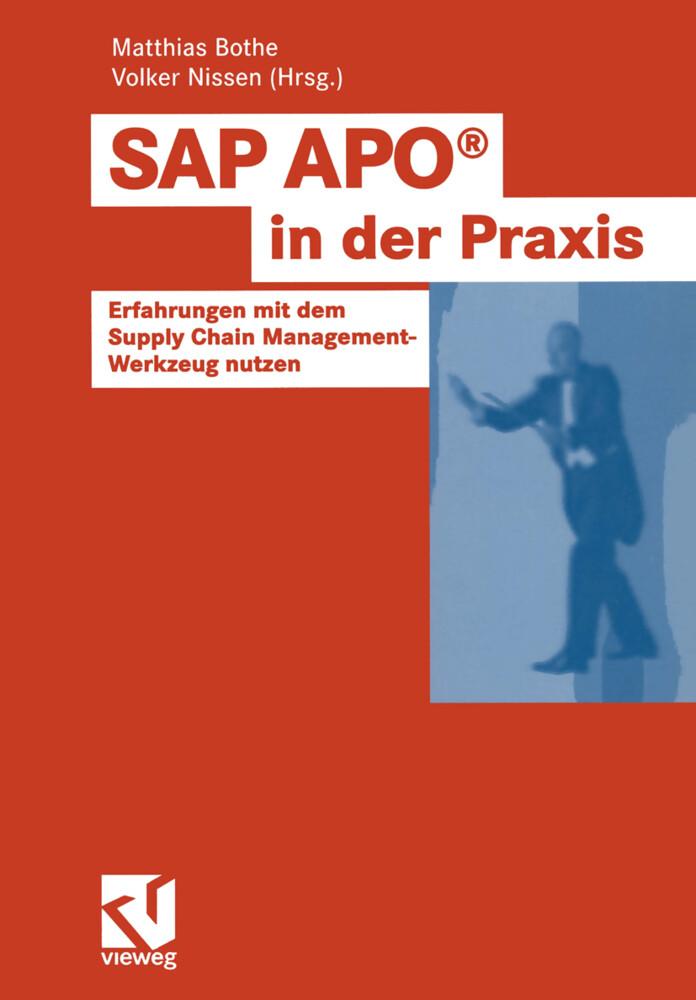 SAP APO® in der Praxis als Buch