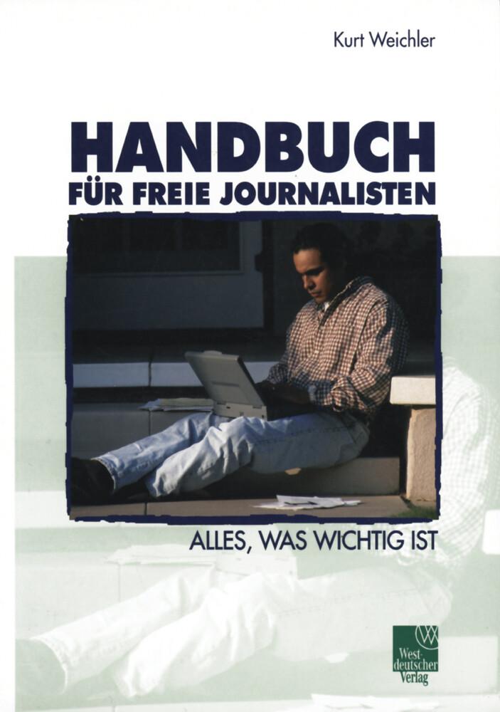 Handbuch für Freie Journalisten als Buch