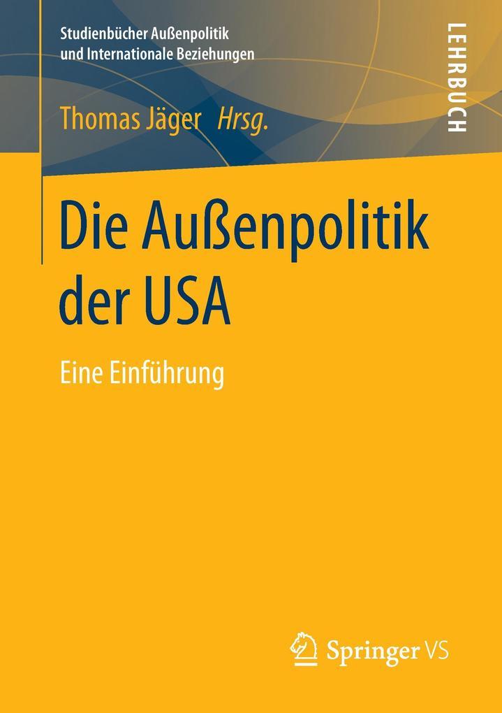 Die Außenpolitik der USA als Buch