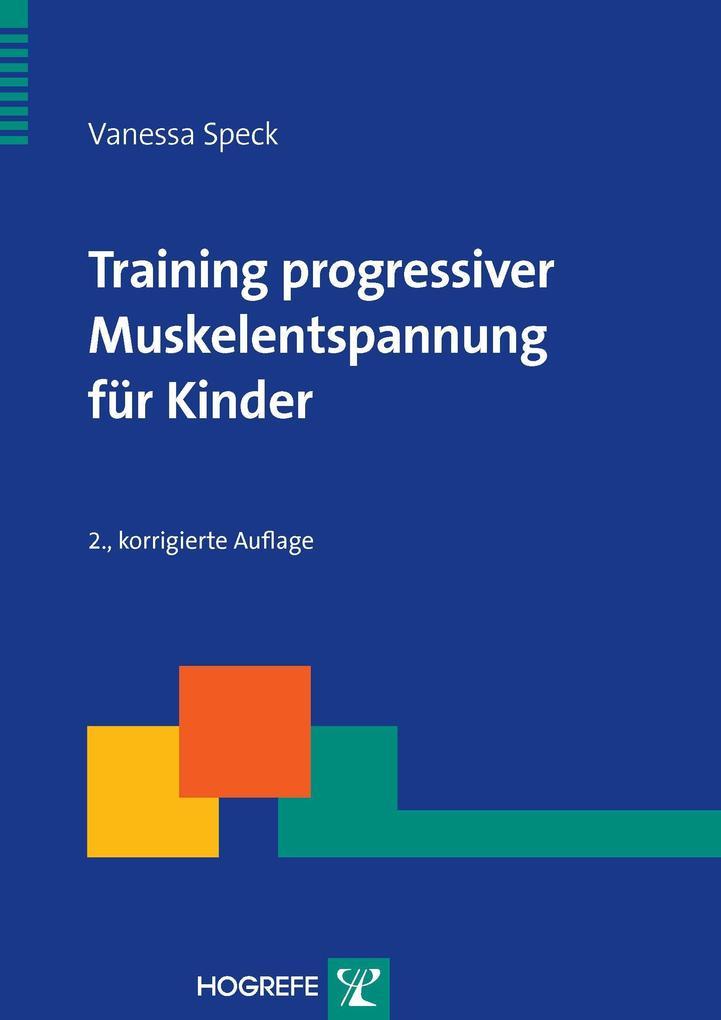 Training progressiver Muskelentspannung für Kinder als eBook