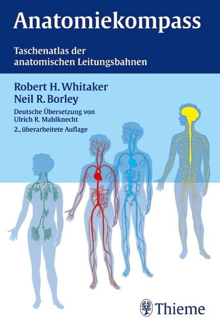 Anatomiekompaß als Buch