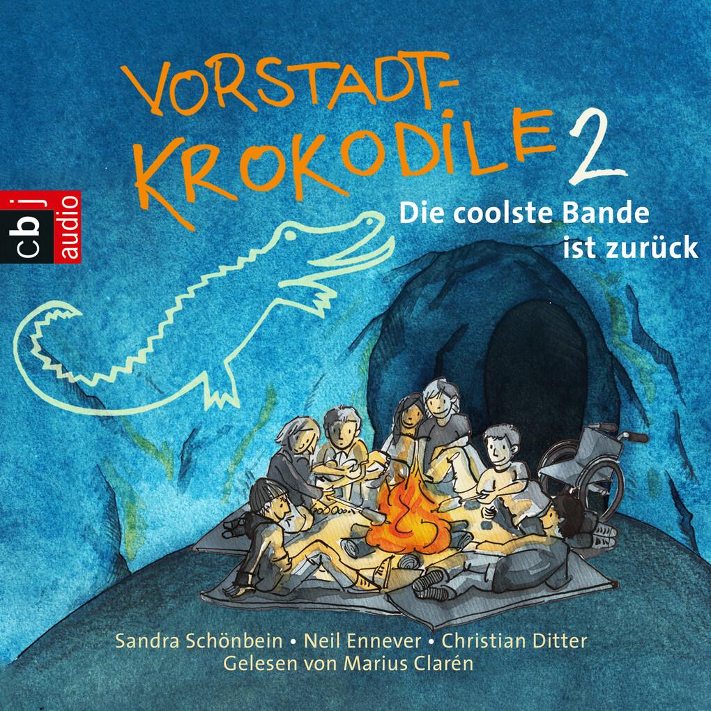 Vorstadtkrokodile 02 - Die coolste Bande ist zurück als Hörbuch Download