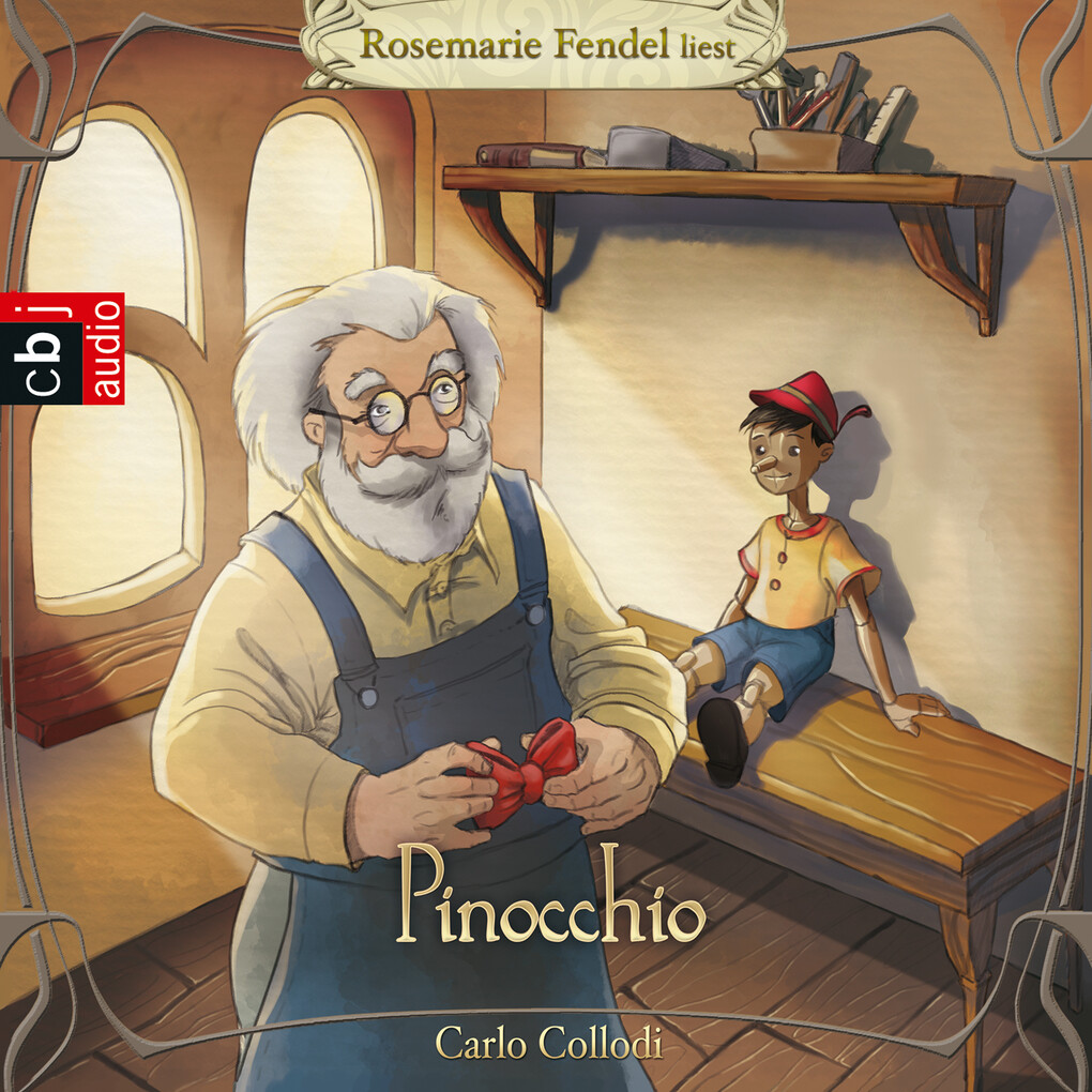 Pinocchio als Hörbuch Download
