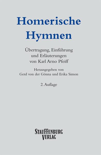 Homerische Hymnen als Buch