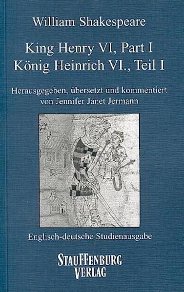 King Henry VI. 1 / König Heinrich VI. 1 als Buch