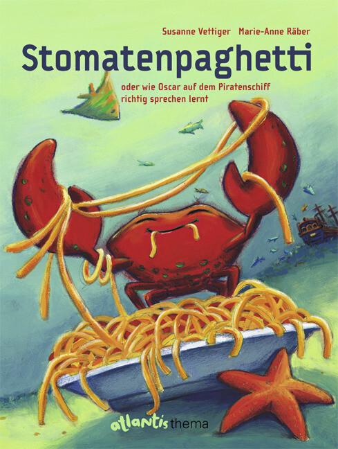 Stomatenpaghetti als Buch