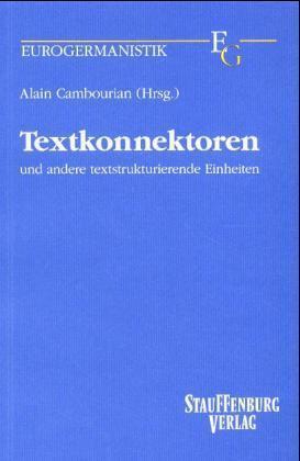 Textkonnektoren als Buch