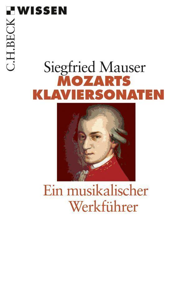 Mozarts Klaviersonaten als Taschenbuch