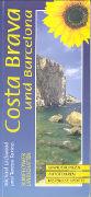 Costa Brava und Barcelona. Sunflower als Buch