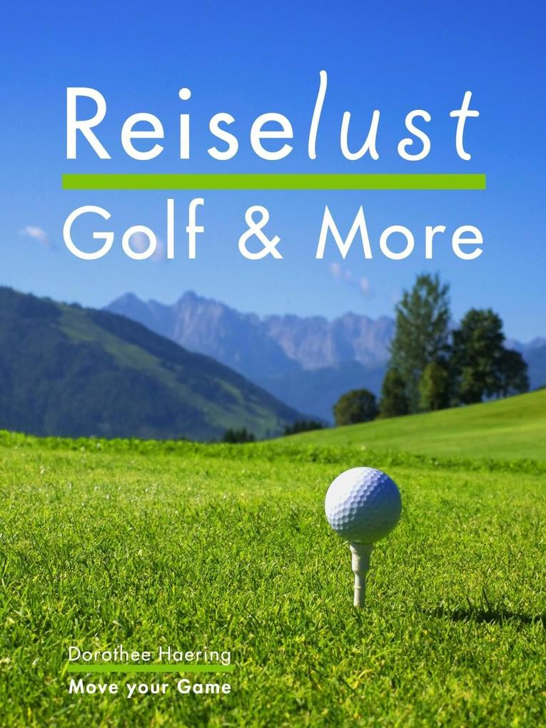 Reiselust Golf & More als eBook