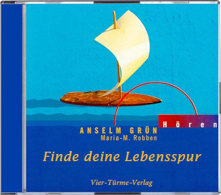 Finde deine Lebensspur. CD als Hörbuch