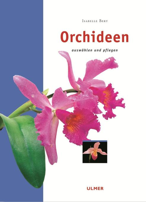 Orchideen als Buch