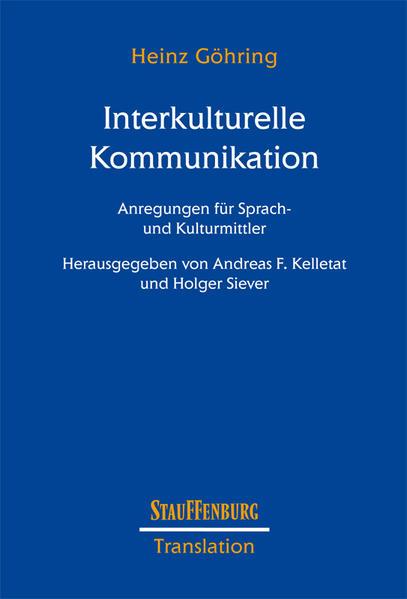 Interkulturelle Kommunikation als Buch