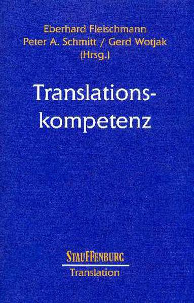 Translationskompetenz als Buch