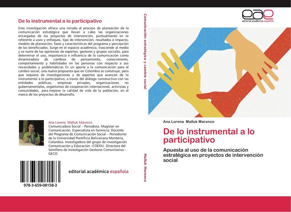 De lo instrumental a lo participativo als Buch
