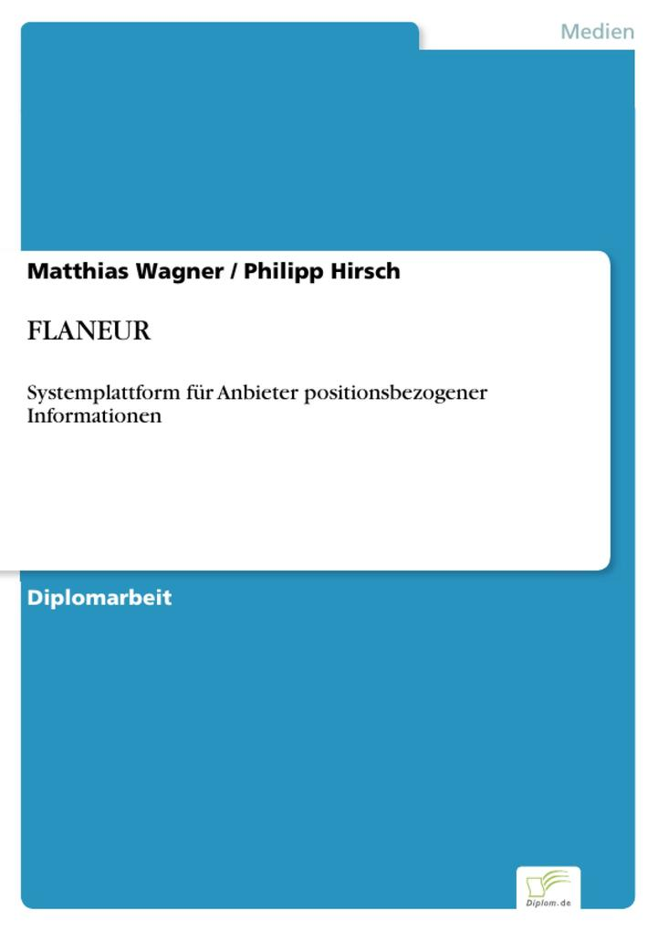 FLANEUR als eBook