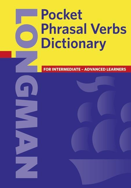 Longman Pocket Phrasal Verbs Dictionary Cased als Buch