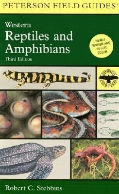 A Field Guide to Western Reptiles and Amphibians als Taschenbuch
