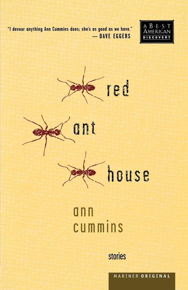 Red Ant House als Taschenbuch
